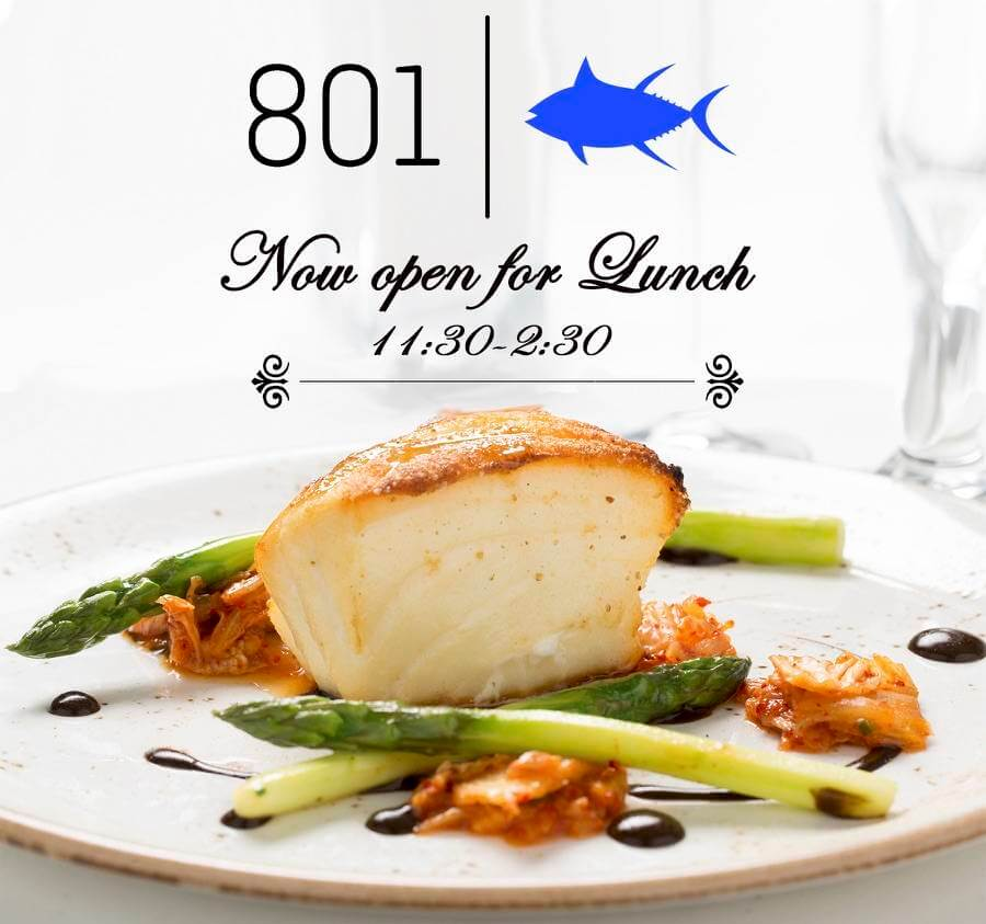 801 fish seafood restaurant in leawood st louis for 801 fish leawood